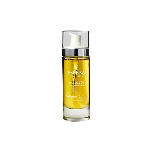 Esensa Mediterana Körperpflege Mediterrane Aromatherapie Entspannendes & belebendes Aromaöl Massageöl Mediterranean Wood 100 ml