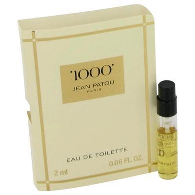 1000 For Women By Jean Patou Vial (sample) 0.06 Oz