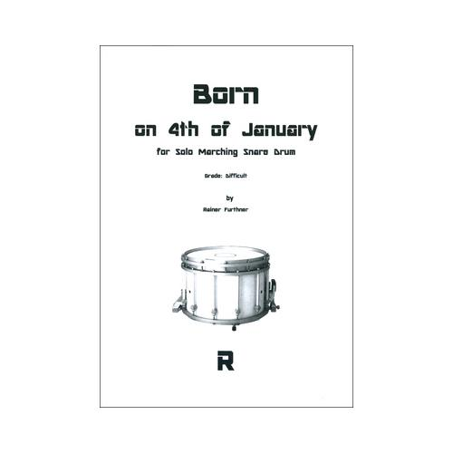Rainer Furthner Born on 4th of January