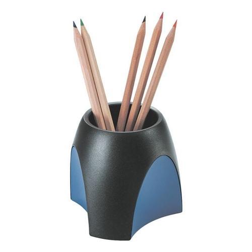 Stifteköcher »Delta« 1753 blau, HAN, 9.9x9.4x9.9 cm