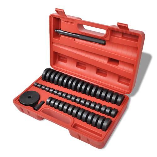 vidaXL Montagescheiben Druckstück 52-tlg. Treibsatz Lager