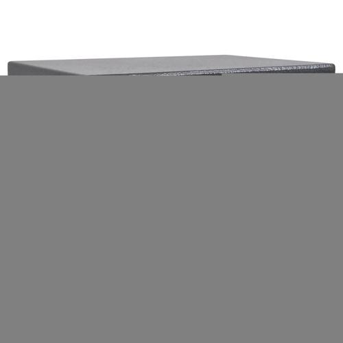 vidaXL Elektronischer Safe Tresor Dokumententresor 23 x 17 x 17 cm
