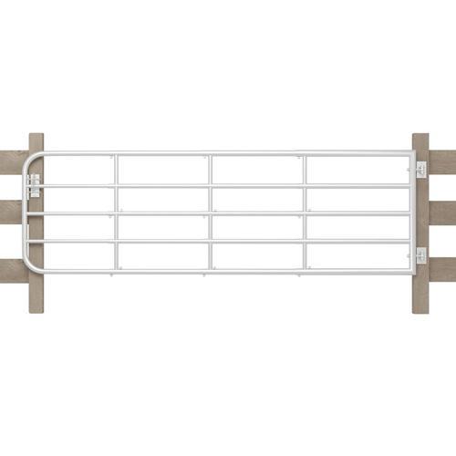 vidaXL Weidetor mit 5 Gitterstäben 300 x 90 cm