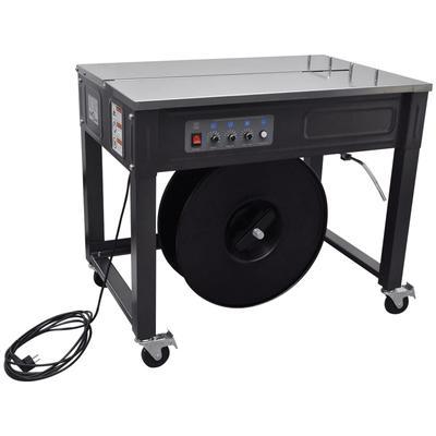 vidaXL Semi-Automatische Kunststoff-Umreifungsmaschine