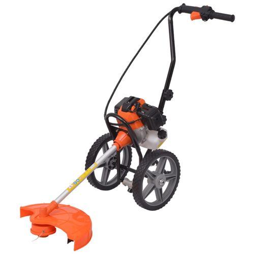 vidaXL Freischneider orange und schwarz 52 cc 1,9 kW