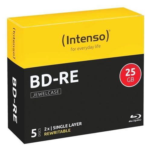 Blu-ray-Rohling »Blu-ray BD-RE«, Intenso