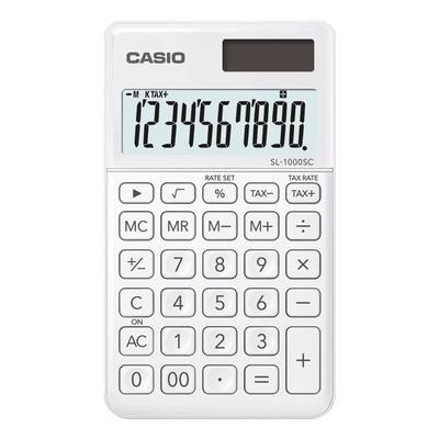 Taschenrechner »SL-1000SC« weiß,...