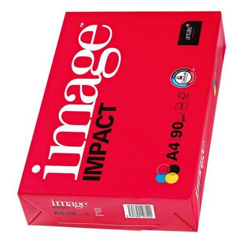 antalis Multifunktionspapier »image IMPACT« weiß