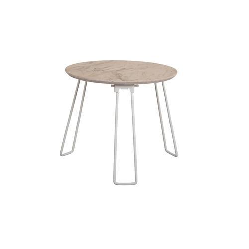 Zuiver Couch-/Beistelltisch OSB Couchtisch L, H 40 cm, Ø 60 cm