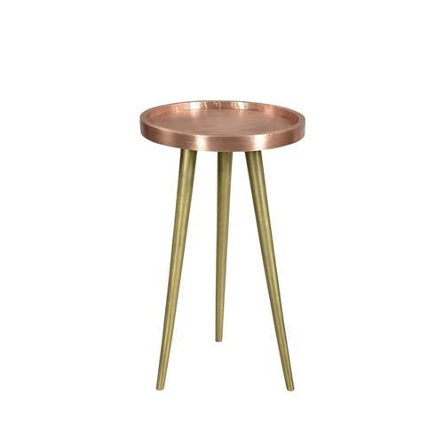 SIT This & That Beistelltisch Kupfer 1053-08 / B 37 x H 50 x T 37 cm