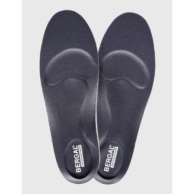 Bergal Damen Fußbetten Sensation 3D schwarz
