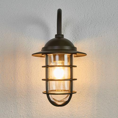 Nostalgische Außenwandlampe Naila