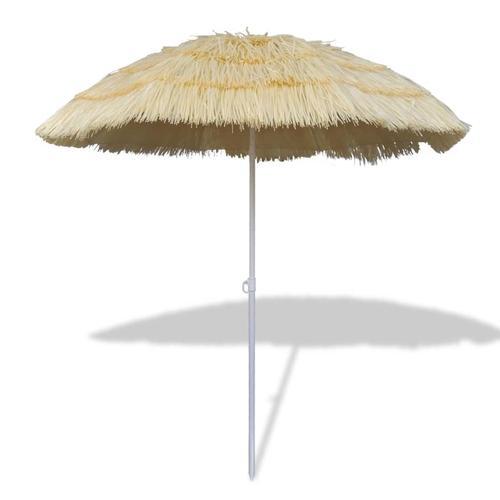 vidaXL Klappbarer Hawaii-Sonnenschirm