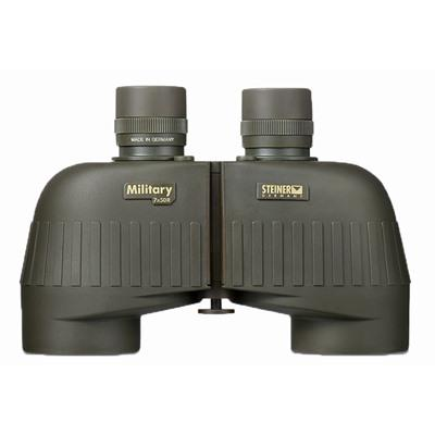 Steiner Optics M750r 7x50mm Military Series Binoculars - 7x50mm Green Binoculars