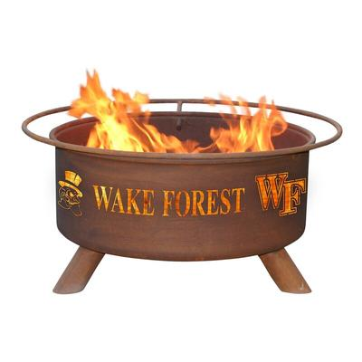Wake Forest Demon Deacons Fire Pit