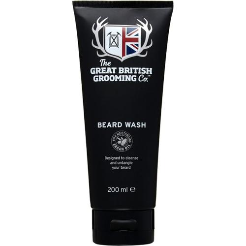 The Great British Grooming Co. Bart Waschgel 200 ml Bartshampoo