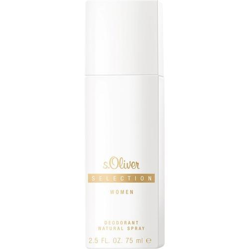 s.Oliver Selection women Deodorant Deo Natural Spray 75 ml Deodorant Spray