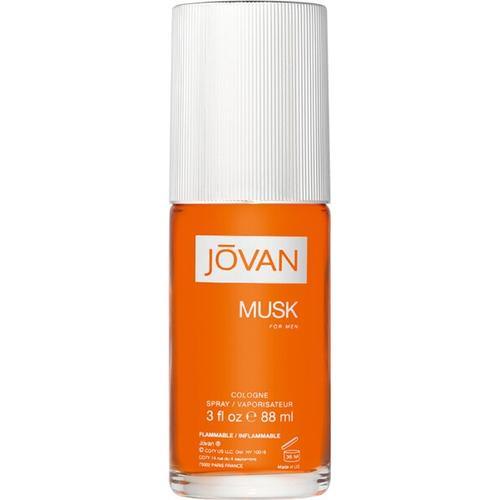Jovan Musk For Men Eau de Cologne (EdC) 88 ml