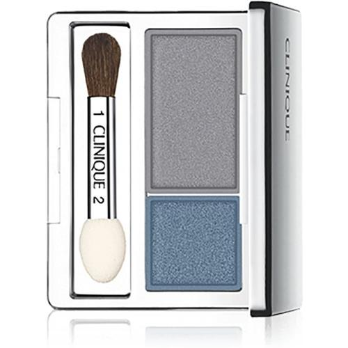 Clinique All About Shadow Duo Jeans and Heels 2,2 g Lidschatten Palette