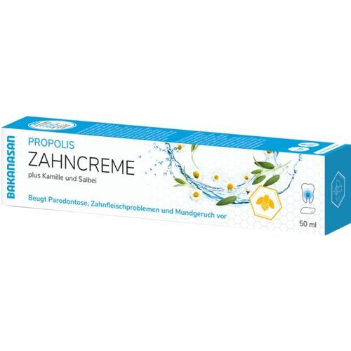 Bakanasan Propolis Zahncreme 50 ml Zahnpasta