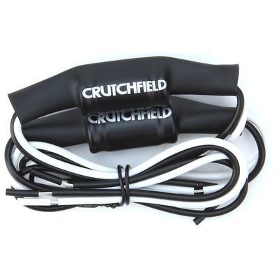 Crutchfield 5000Hz Bass Blocker pair