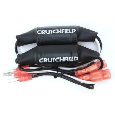 Crutchfield 300Hz Bass Blocker pair