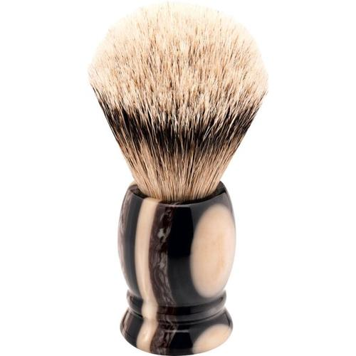 Erbe Shaving Shop Rasierpinsel Multicolor, Silberspitz