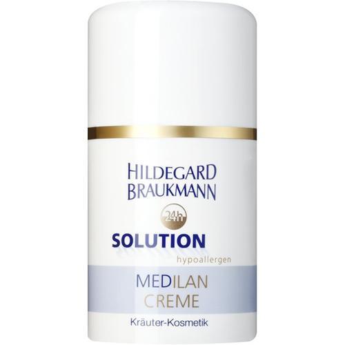 Hildegard Braukmann Solution Medilan Creme 50 ml Gesichtscreme