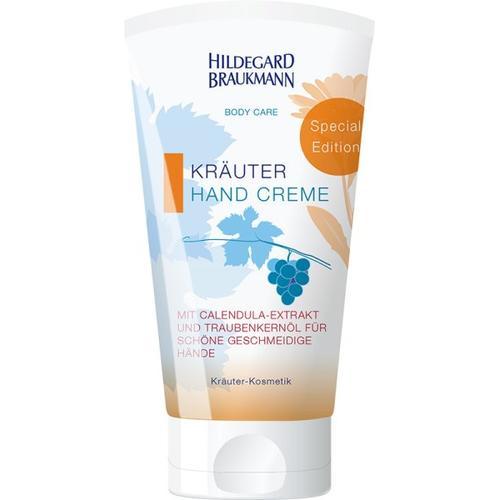 Hildegard Braukmann Body Care Kräuter Handcreme 150 ml