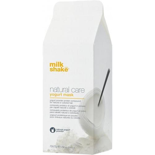 Milk_Shake Natural Care Yogurt Mask 12 x 15 g Haarmaske
