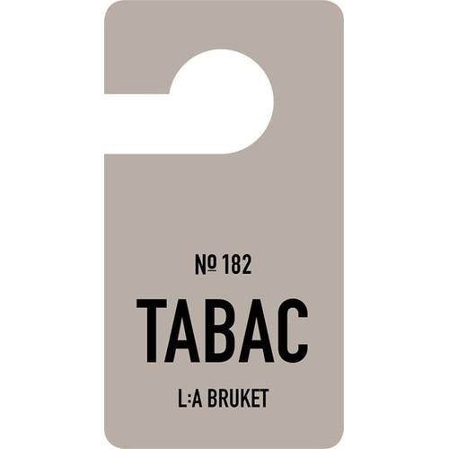 L:A Bruket Fragrance Tag Duftanhänger Tabac Raumduft
