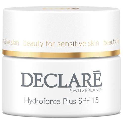 Declare Hydro Balance Hydroforce Creme Plus SPF 15 50 ml Gesichtscreme