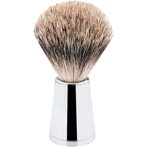 Erbe Shaving Shop Rasierpinsel verchromt