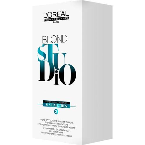 L'Oréal Professionnel Blond Studio Sachet 6 x 25 g Blondierung