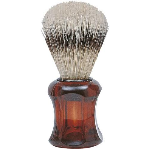 Erbe Shaving Shop Rasierpinsel Basic, Naturborsten, braun