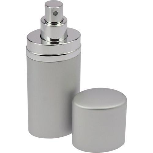 Fantasia Taschenzerstäuber, silber für 30 ml, Höhe: 12,5 cm Parfümzerstäuber