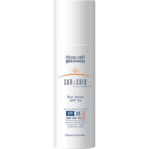 Hildegard Braukmann Sun & Care Sun Spray SPF 25 200 ml Sonnenspray