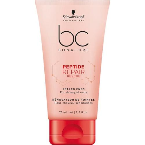 Schwarzkopf BC Bonacure Peptide Repair Rescue Sealed Ends 75 ml Haarbalsam
