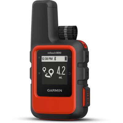 Garmin inREACH Mini, Orange Compact Satellite Communicator with GPS