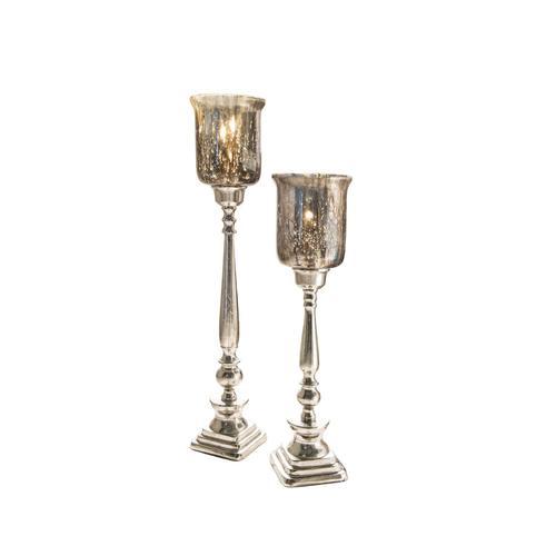 die Faktorei Kerzenständer Raw H 85 cm