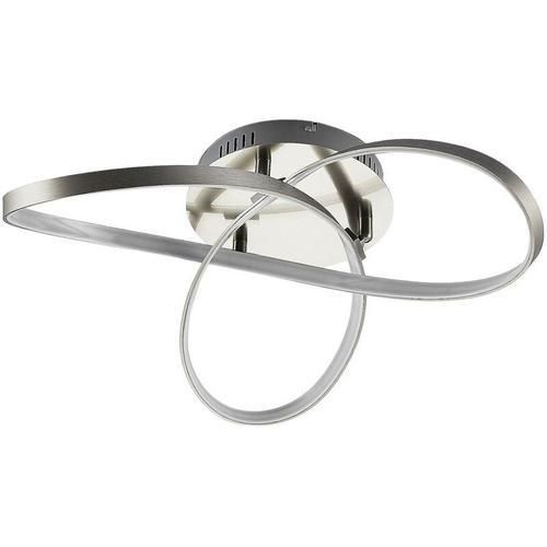 Modern geformte LED-Deckenlampe Saliha