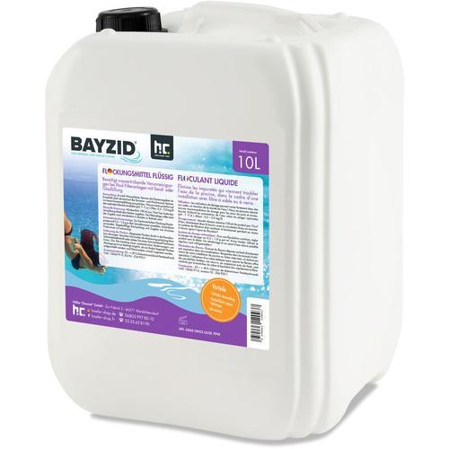 2 x 10 Liter BAYZID® Flockungsmittel flüssig für Pools