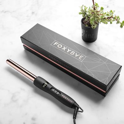 Rose Gold 19mm Curling Wand