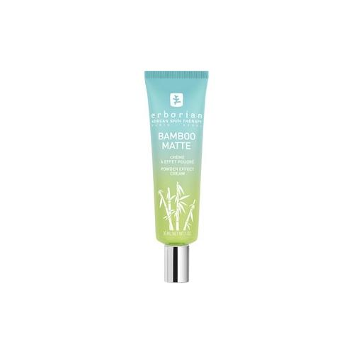 Erborian Boost Feuchtigkeit & Kontrolle Bamboo Matte Crème 30 ml