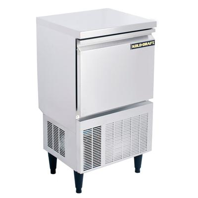 """Kold-Draft KD-70 19 7/10"""" W Large Cube Undercounter Ice Maker - 82 lbs/day, Air Cooled"""