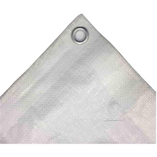 weiss 180 g/m² 6 x 10 (60m²) Abdeckplane