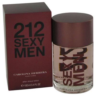 212 Sexy For Men By Carolina Herrera After Shave 3.3 Oz