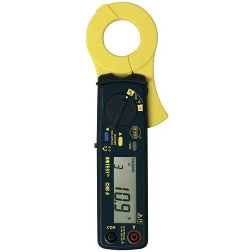 93570D Stromzange, Hand-Multimeter digital CAT II 600 V, CAT III 300V Anzeige (Counts): 9999