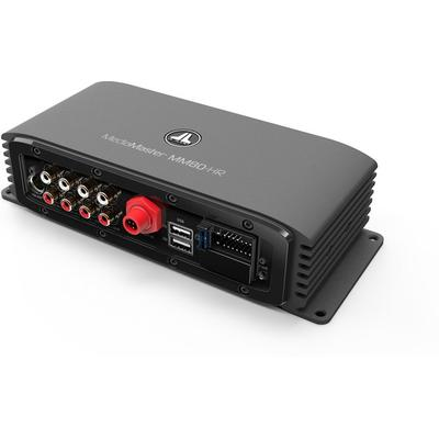 JL Audio MM80-HR Remote Mounted Media Receiver
