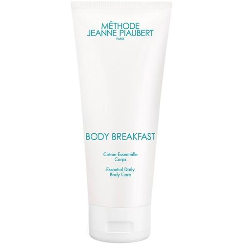 Jeanne Piaubert Body Breakfast Body Breakfast Crème Essentielle Corps 200 ml Bodylotion